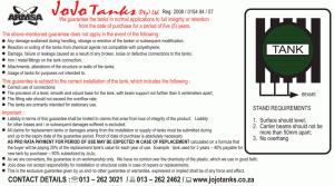 JoJo Tanks South Africa