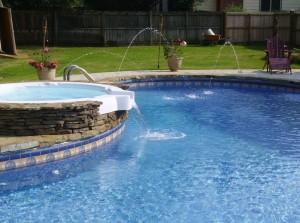 save pool water