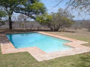 swimming pool backwashing