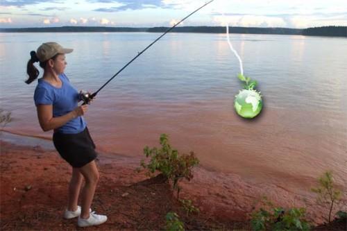eco fishing