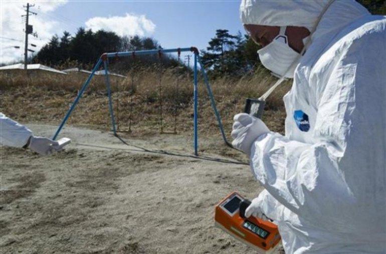 nuclear radiation testing