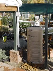 jojo rainwater tank