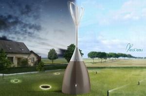 rainwater harvesting saves electricity