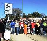 bushbuckridge water protests