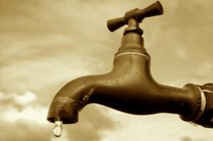 water supply cuts kimberly