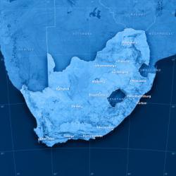 suid afrika water