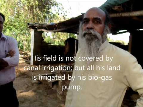 water innovation by farmer