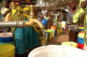 Zanzibar rainwater harvesting project