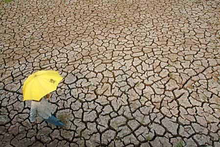 china water shortages