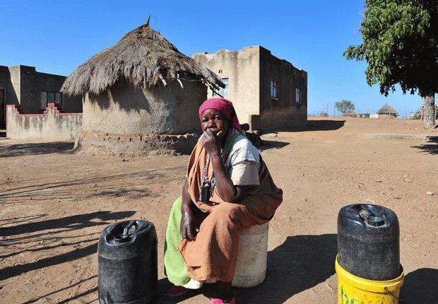 Mopani district water shortages