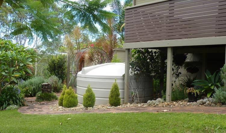 plastic water tank