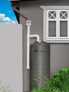 jojo 750 litre slimline rainwater tank