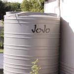 5000 liter tenke