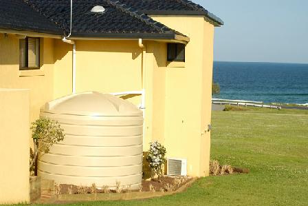 rain water tank tips