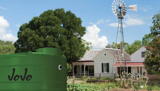jojo water tank rural