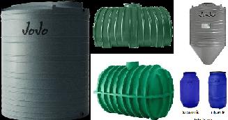 plastic tank types