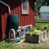 rainwater tank irrigation