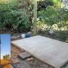 water tank installation