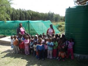 rainwater harvest tanks