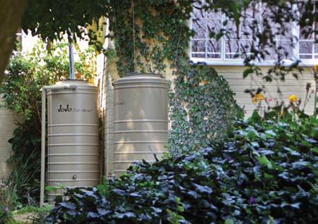 jojo rainwater tanks