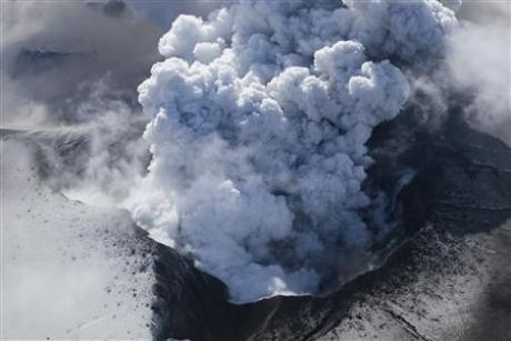 iceland eruptions
