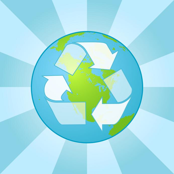 reusing vs recycling