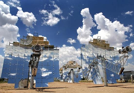 solar power south africa
