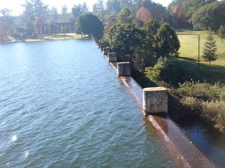 Longmere Dam