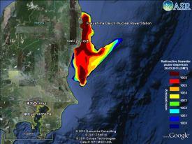 japan radioactive water in ocean