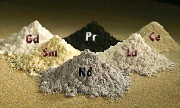 rare earth metal recycling