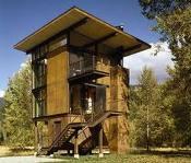 eco friendly cabin