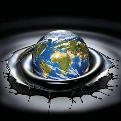 peak water and peak oil