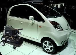 compressed air car