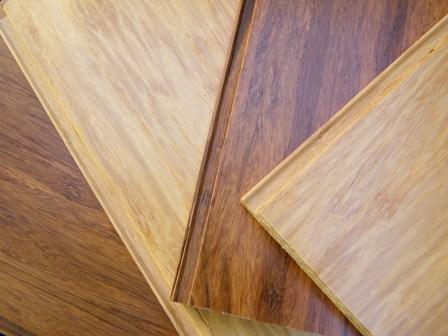 bamboo flooring options