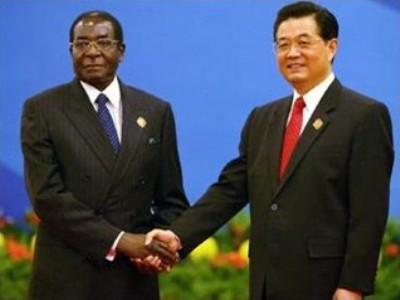 zimbabwe china agricultural deal