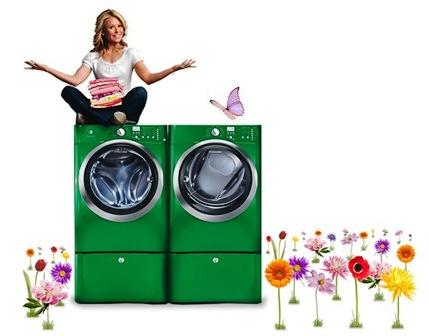 water saving washing machines