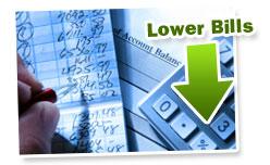 green ways to reduce bills
