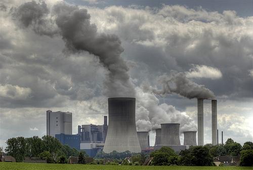 china water crisis coal power stations