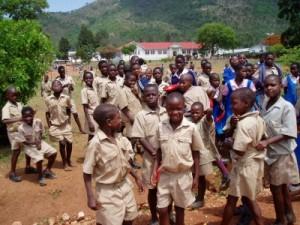 water shoratges in Zimbabwe schools