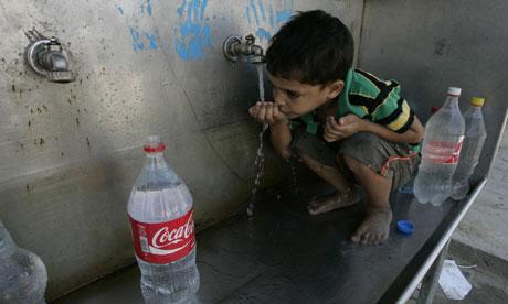 gaza strip water infrastructure