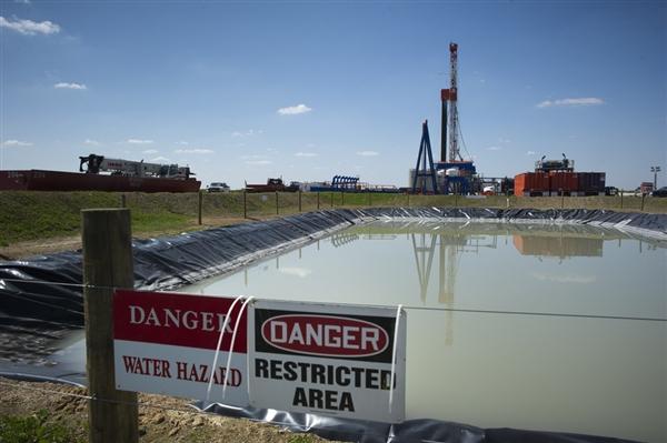 fracking water energy