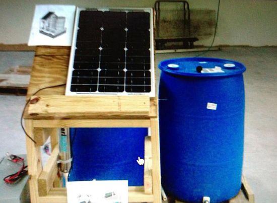 rainwater harvesting & rainwater filtration