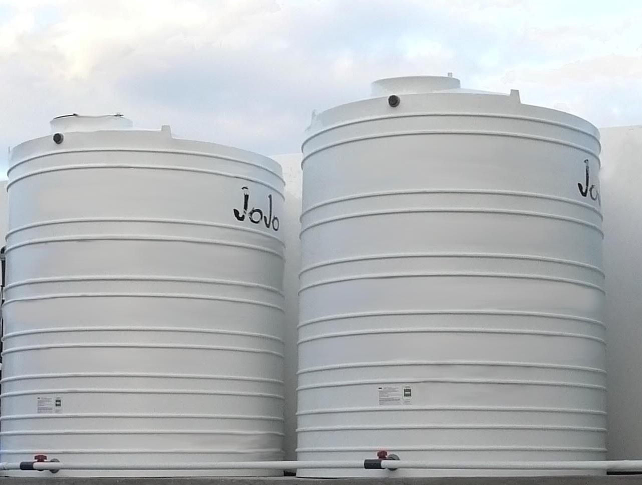 jojo chemical tanks