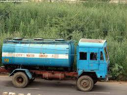 horizontal water tankers