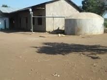 tanzania rain water tank
