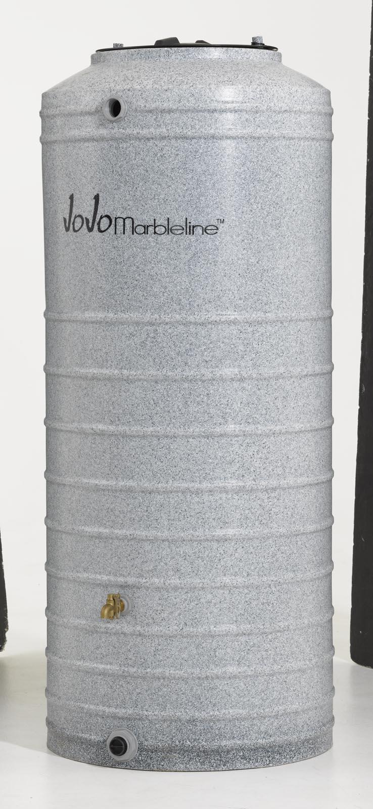750 litre JoJo Marbleline SlimlineTank