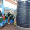 10000 litre rain water tank