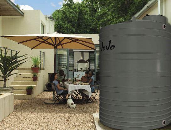 5000 litre water tanks
