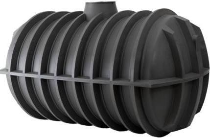 6000 litre underground water tank