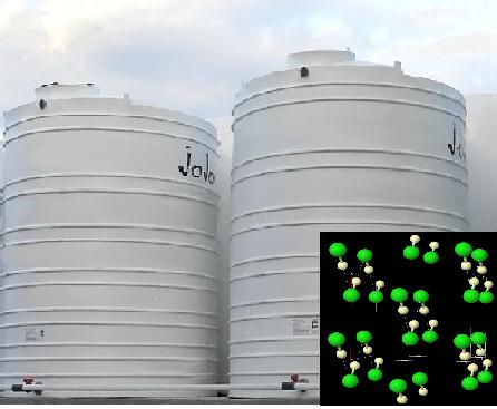 plastic chemical tanks